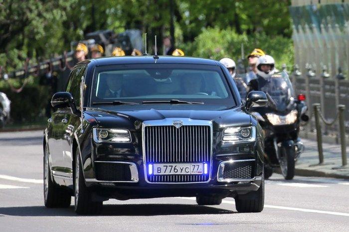 Кортеж Путина Путин, Кортеж, Аурус, Иннагурация, 7 мая, День связиста