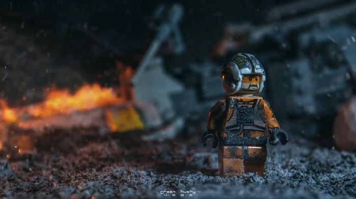 Мои LEGO-фотографии Lego, Фотография, Длиннопост, Пятничный тег моё