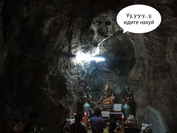 Пещера в Тайланде. Тайна, ужас
