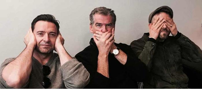 Хью Джекман после просмотра «Дэдпула 2»: «Это работа гения!» Хью Джекман, Дэдпул, Комиксы, Фильмы, Новости, Райан Рейнольдс, Люди Икс, Kinofranshiza