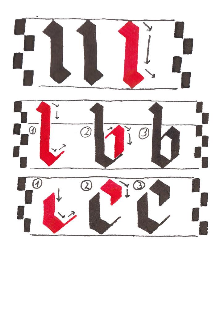 Мини курс по Каллиграфии. Урок 2. Инструменты. Callygraphy, Арт, Gothic, Каллиграфия, Искусство, Обучение, Длиннопост