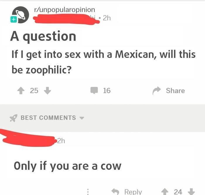 Только если Reddit, Прикол