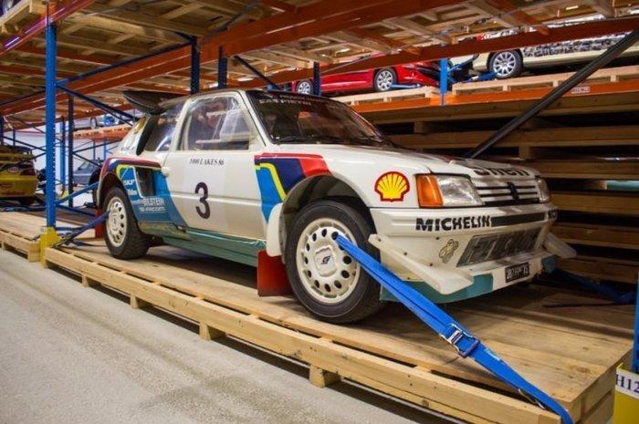 Резервные запасы музея Peugeot Peugeot, Музей, Длиннопост