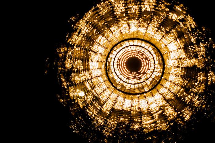 Лампа, ты просто космос.