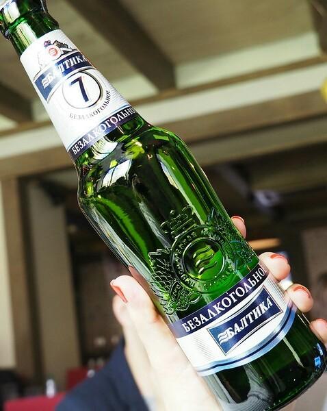 Балтика 7 безалкогольная? Моё, Алкоголь, Реклама, Мошенники, Пиво, Балтика, Длиннопост