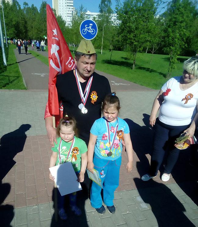 Туристический слет-соревнования спортивных семей района «Всей семьей за здоровьем» Турслет, Семья, Длиннопост