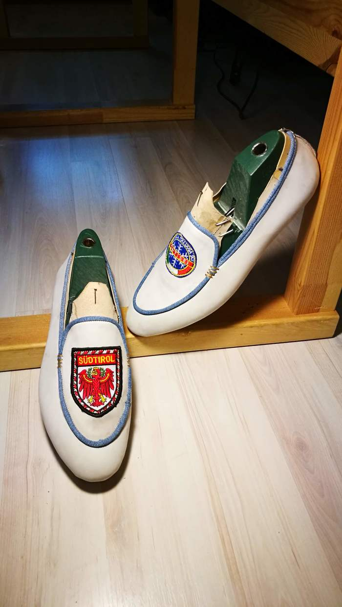 4ba514018 Обувь своими руками. Лоферы аля The Blue Oyster Bar.