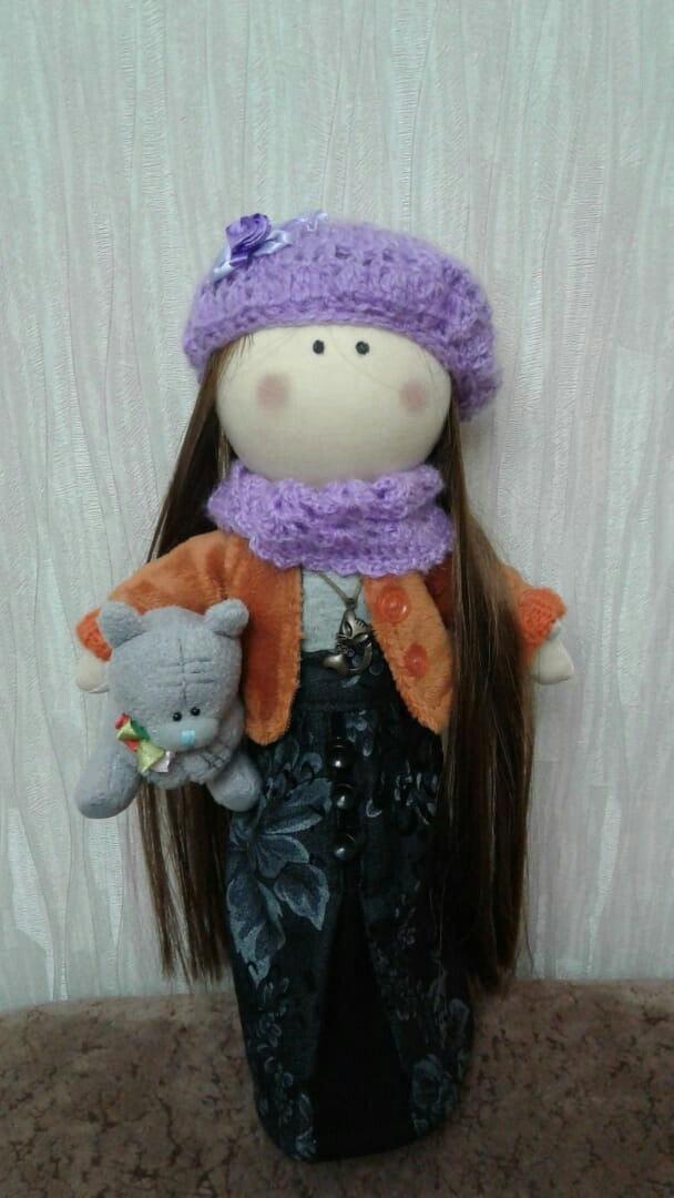 Куклы своими руками (нет, не вуду) Handmade, Кукла, Ручная работа, Длиннопост