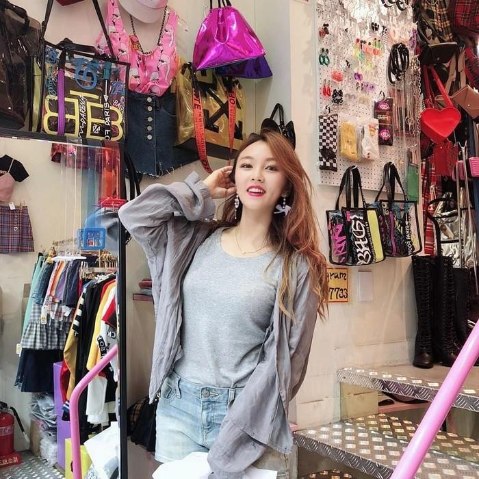 Корейский стиль, как вы думаете? - кенха Ютубер, Кореянки, Кенха, Корея, Длиннопост