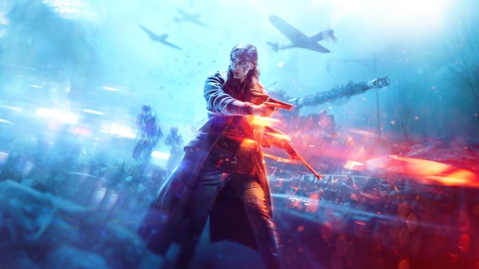 В Battlefield V не будет лутбоксов со случайными предметами в любом виде Ea games, Dice, Battlefield