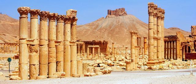 Ученые просят всех присылать фотографии сирийской Пальмиры до войны Фотография, Сирия, Пальмира, Помощь, РАН, Эрмитаж, Текст