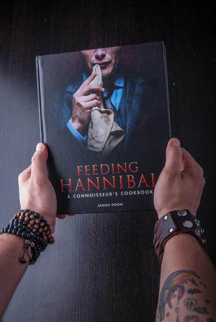 Тартар из сердца. Feeding Hannibal (206) Литературная кухня, Рецепт, Еда, Кулинария, Из Одессы с морковью, Фотография, Ганнибал, Длиннопост