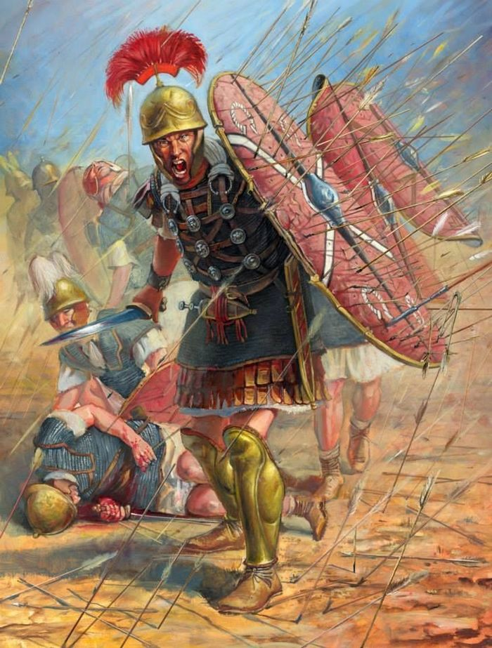 Римский поход на восток. Битва при Каррах. Древний Рим, Парфия, Персия, Битва при Каррах, Римские легионеры, Катафракты, Запад и восток, Марк Красс, Длиннопост