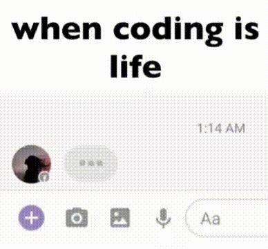 Вся твоя жизнь - это кодинг