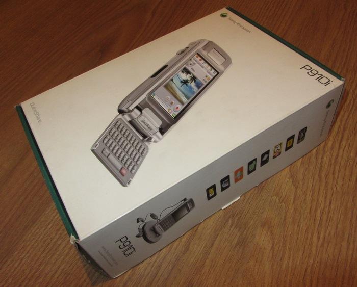 Легенда 2004 года смартфон Sony Ericsson P910i взгляд на модель в наше время! Мобильные телефоны, Symbian, UIQ, Смартфон, Sony Ericsson, КПК, Ностальгия, Видео, Длиннопост