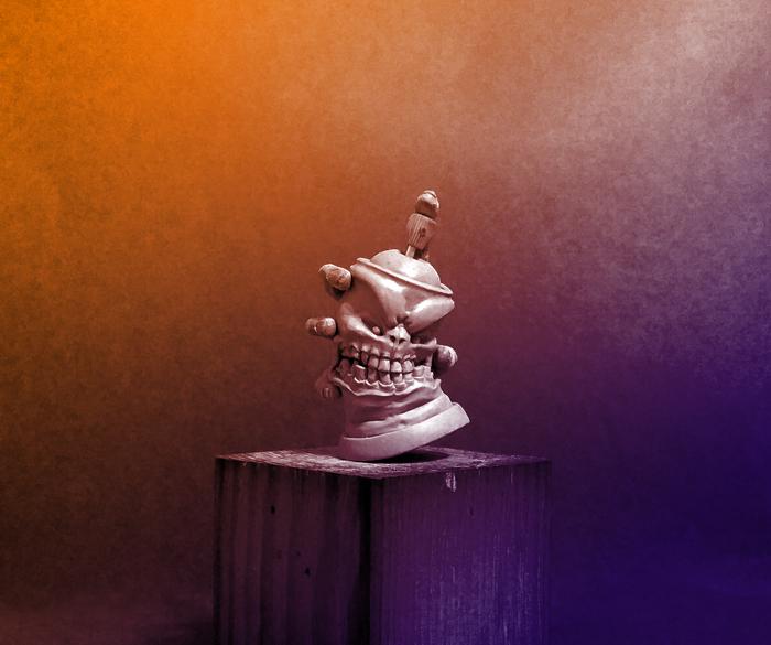 Пшш... Моё, Скульптура, Ручная работа, Полимерная глина, Рукоделие без процесса, Длиннопост