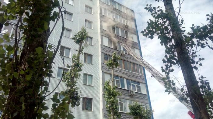 В Волгодонске из-за взрыва гироскутера сгорела квартира Волгодонск, Гироскутер
