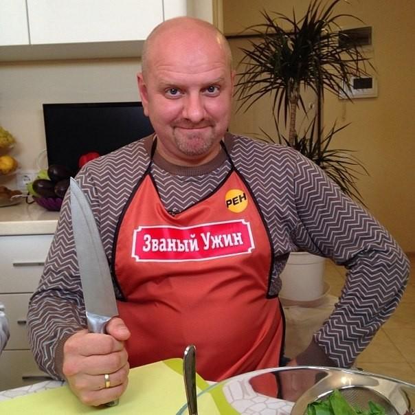 Бывший ведущий кулинарной передачи «Званый ужин» попросил о помощи Званый ужин, Ведущий, Помощь, Работа, Длиннопост