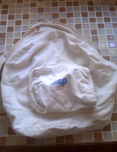 0e5407067a70 Сказочный рюкзак для сказочного рукожопа Творчество, Длиннопост, Роспись по  ткани