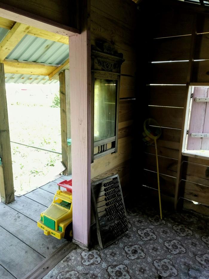 Домик для дочерей строим сами, все детям, детский домик, длиннопост