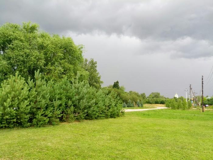 Перед дождем Гроза, Погода, Буря