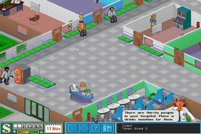 Секс клиника игра скриншот