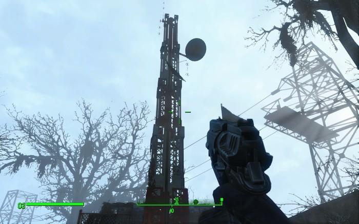 Интересные места в fallout 4. #1 Интересное, Место, Fallout 4, Fallout, Длиннопост