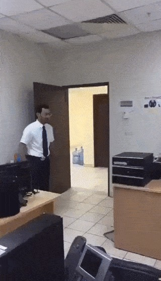 Когда на работе скучно