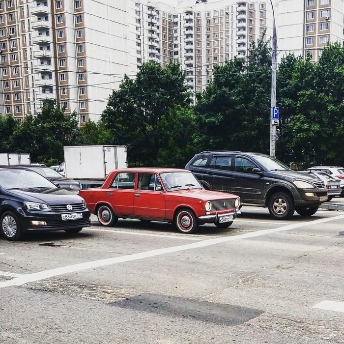 Классика Классика, Автопром, СССР, Машина, Моё
