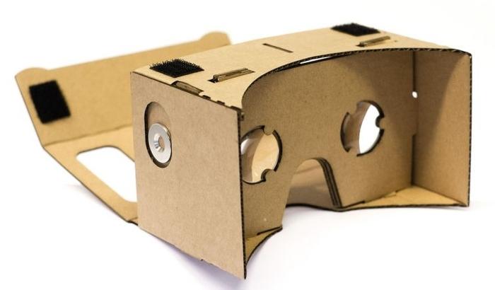 Блог VRщика. Преврати свой телефон в шлем Virtual Reality Виртуальный мир, Carboard, Виртуальная реальность, Смартфон, Лайфхак, Магия, Ликбез, Длиннопост