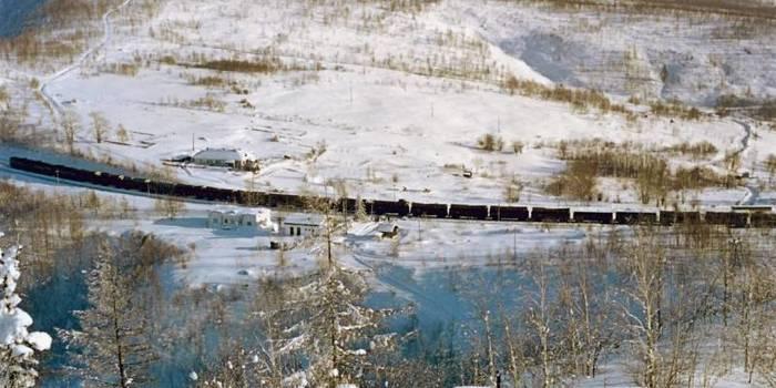 Северный широтный ход: всего одна ложка дёгтя Север, Ржд, Заполярье, Железная Дорога, Ямало-Ненецкий, Поезд, Сшх, Длиннопост