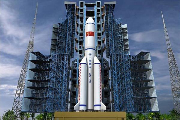 Китай призвал сформировать перечень научных экспериментов для своей новой космической станции Космос, Китай, Космическая станция, Научные исследования, Технологии, Техника, Длиннопост
