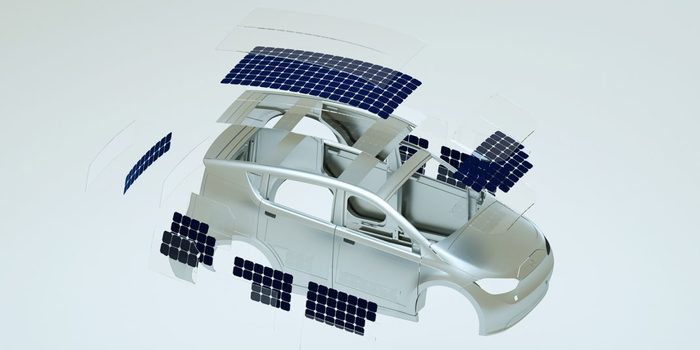 Проходят испытания электромобиля SION с солнечными батареями Электромобиль, Испытания, Техника, Технолог, Длиннопост