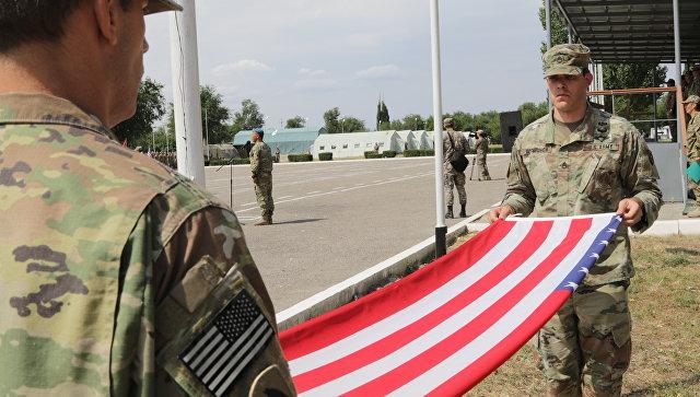 В Астане заявили, что не намерены размещать военные базы США на Каспии Каспийское море, Россия, Казахстан, США, Политика, Новости