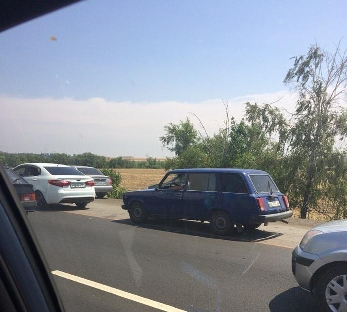Как я ездил в Анапу этим летом на машине. Анапа, Отдых, Автомобилисты, Семья, Лето, Видео, Длиннопост