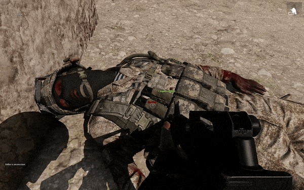 Губки засохли Arma 3, Arma, Игры, Kill, Гифка