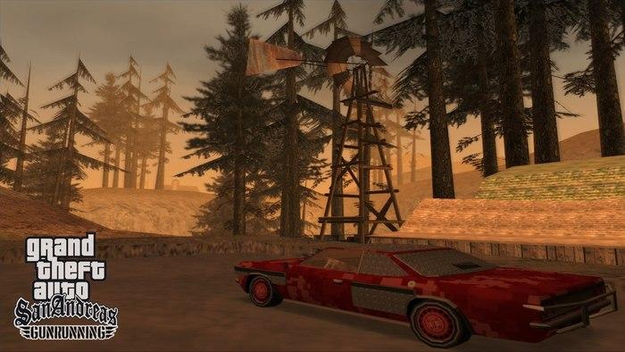 Ночная жизнь в GTA San Andreas или то, как я модифицирую старые части GTA GTA, GTA 5, Gta: San Andreas, Модификации, Длиннопост