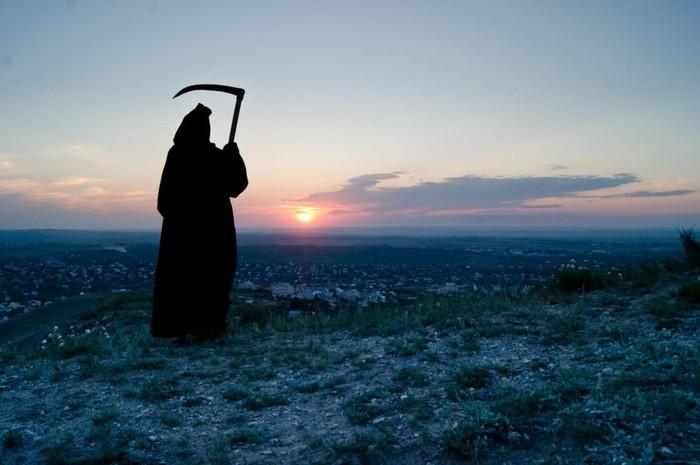 Ангел смерти не терпит конкуренции Рассказ, Страшные истории, Мистика, Страшилка, Крипота, Длиннопост