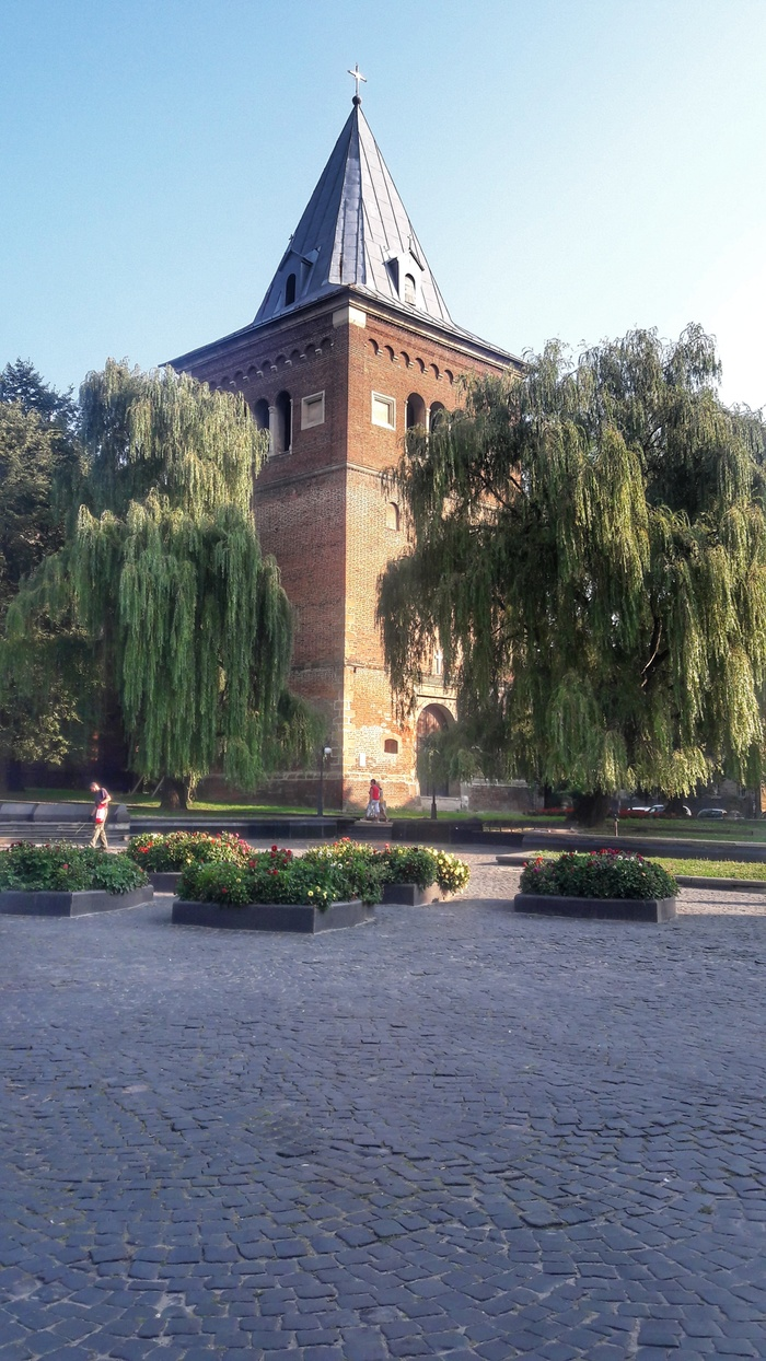 Костел святого Варфоломея в городе Дрогобыч. Костел, Фотография, Архитектура, Дрогобыч, Длиннопост