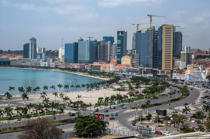 Самый дорогой город мира = самая большая ж..а (часть 1) Путешествия, Трэвелблог, Копипаста, Livejournal, Ангола, Африка, Мусор, Длиннопост