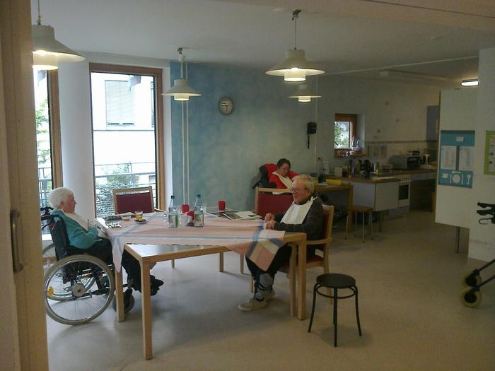 Старичок, который смог....почти. Дом престарелых, Германия, Старость, Побег, Длиннопост