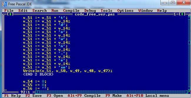 Криптоджекинг. Разбор случайного вируса-майнера под Windows. Windows, Вирус, Майнеры, Защита информации, Криптодженкинг, Криптовалюта, Уязвимость, Длиннопост, Вирусология
