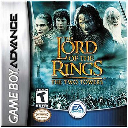 The Lord Of The Rings: The Two Tower (GBA) Android, Мобильные игры, Властелин колец, Во что поиграть, Игровые обзоры, Обзор, Две крепости, Gba, Длиннопост