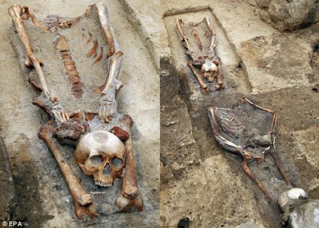 Другой мир. Вампиры, Археологические раскопки, Суеверия, Не мое