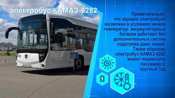 Электробус КАМАЗ-6282. Характеристики и особенности конструкции. Подробный рассказ о производстве Камаз, Нефаз, Электробус, Российское производство, Автопром, Российский автопром, Видео