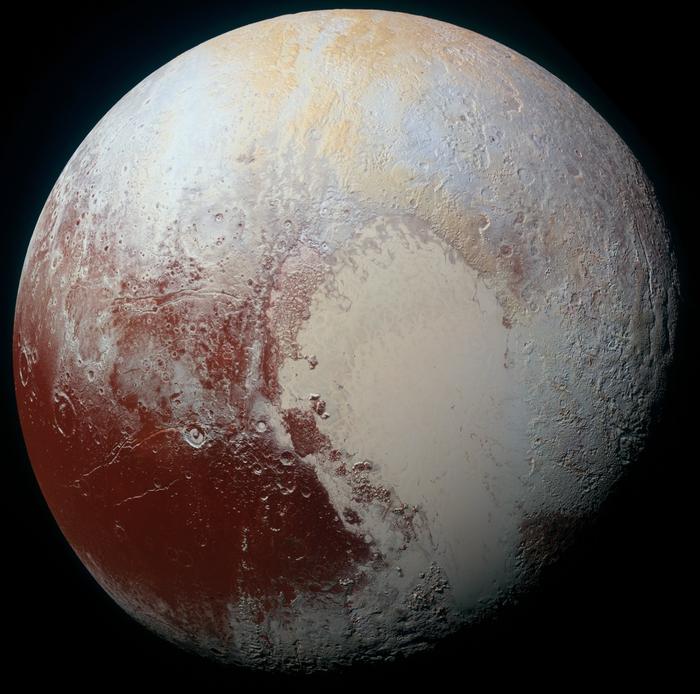 Плутон считать планетой Копипаста, Плутон, Планета, Карликовая планета, Астрономия, Космос, Habrahabr