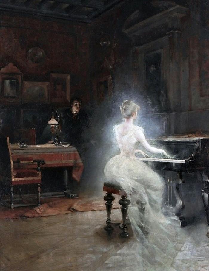 Spirite (1885) - George Roux.