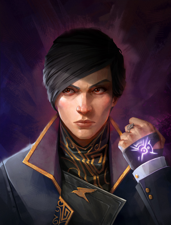 The Empress Арт, Игры, Dishonored