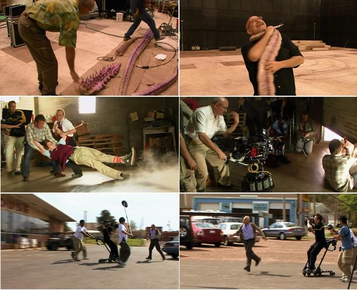 «Мгла» - как это было... Фильмы, Ужасы, Фантастика, Стивен Кинг, За кадром, 2000-Ые, Монстр, Длиннопост
