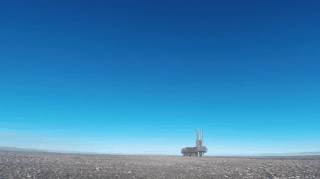 Так, куда же я собиралась, точно, вон к тому кораблю. Ракета, Оружие, Гифка